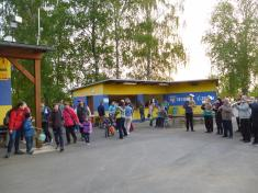 Májové oslavy osvobození obce - Obec HÚ a TJ Sokol HÚ