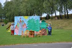 Dětský den - zábavé odpoledne nejen pro děti - Óježďák, z.s. + Obec HÚ