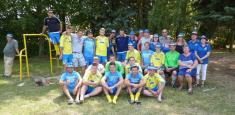 Újezdský pohár 2018 - TJ Sokol HÚ a Obec HÚ