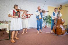 Hubertská slavnost - Myslivecký spolek HÚ