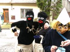 Vodění medvěda 2007