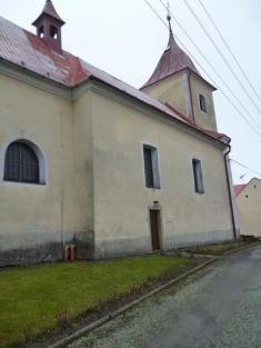 Kostel předopravou