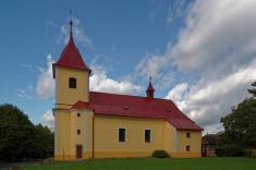 Kostel poopravě 2016