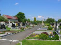 Hřbitov ukostela
