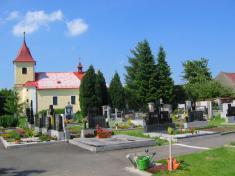 Hřbitov skostelem