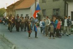 pochod obcí