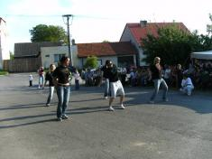 Kácení máje 2007
